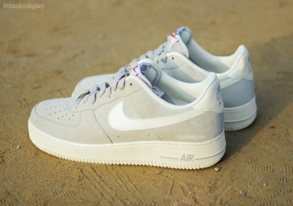 shoes grey shoes nike nike air force 1 vintage nike air light grey