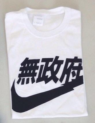 t-shirt nike japan