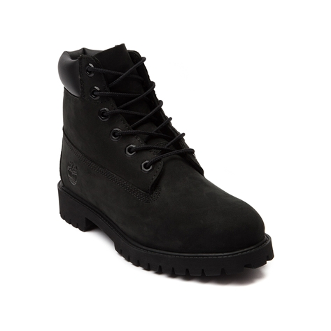 Tween Timberland 6 Classic Boot, Black, at Journeys Shoes