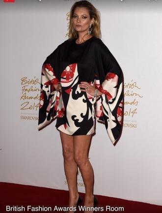 dress kate moss celebrity style model 60s style 60s 70s 80s london sexy dress