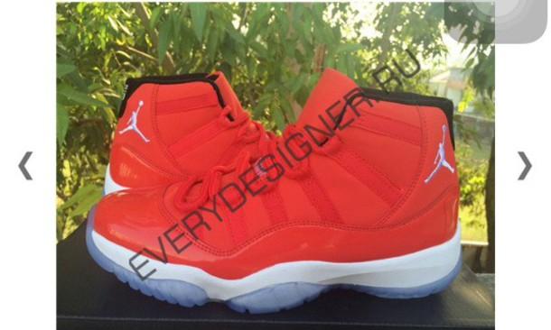 shoes jordan's jordans red sneakers