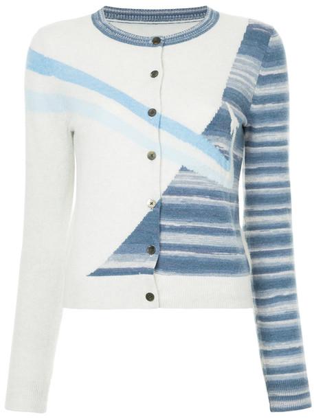 Onefifteen cardigan cardigan women grey sweater