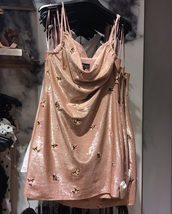 dress,topshop,sparkle,pink,party dress