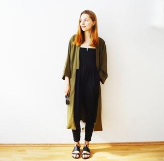 cruel thing blogger coat jumpsuit pants shoes