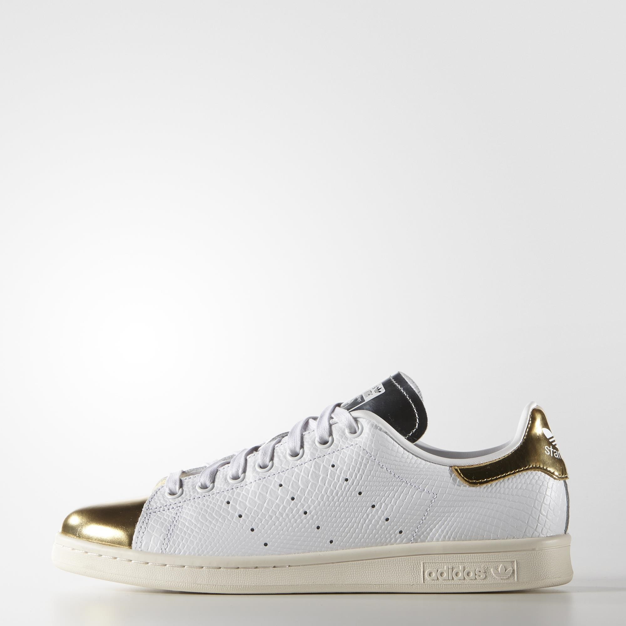 adidas stan smith schoenen wit