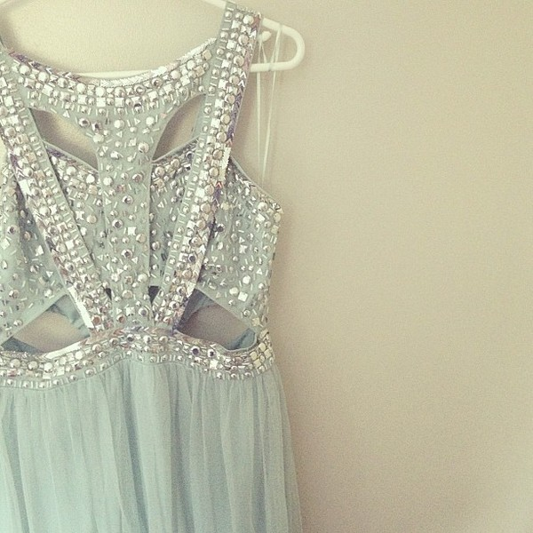 dress prom dress long prom dress sparkly dress bling dress silver pinterest prom sequins cut-out