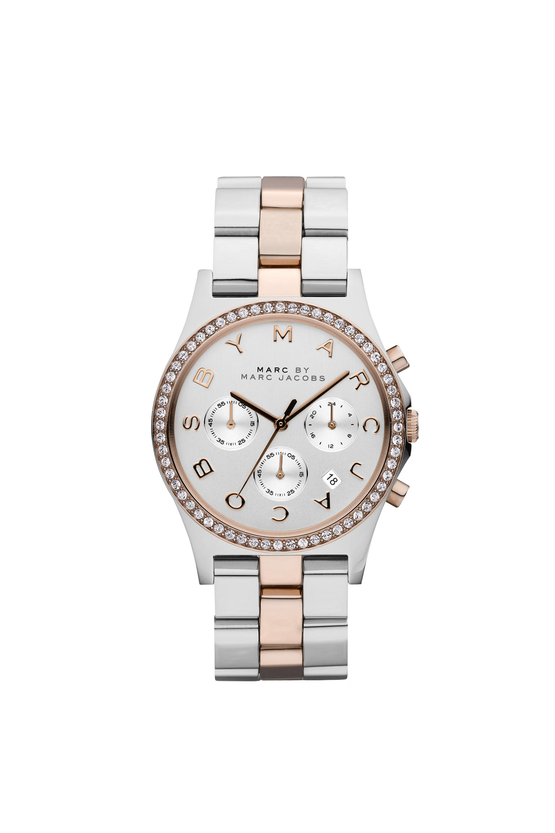 Henry Chrono 40MM - Watches - Shop marcjacobs.com - Marc Jacobs