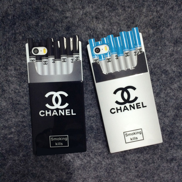 Stylish Chanel Cigarette Box Iphone 6 4 7 Iphone 6 Plus