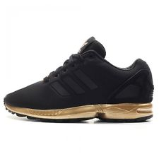adidas zx flux rose gold et noir