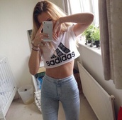top,crop tops,jeans,t-shirt,blouse,adidas,sadidas,:(,smiley,emoji print