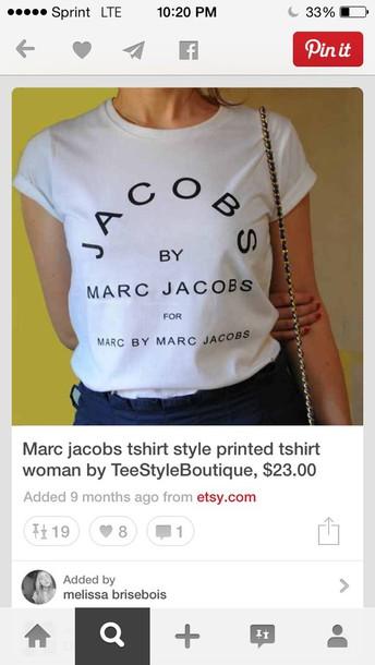 blouse marc jacobs