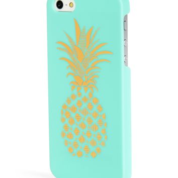 LLD PINEAPPLE IPHONE® 5 CASE on Wanelo