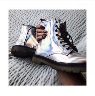 drmartens holographic hologram doc martens holographic doc martens holographic shoes