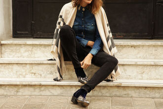 my daily style blogger jeans shoes
