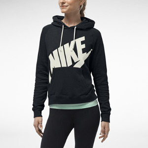 Nike Rally Futura Pullover Women's Hoodie