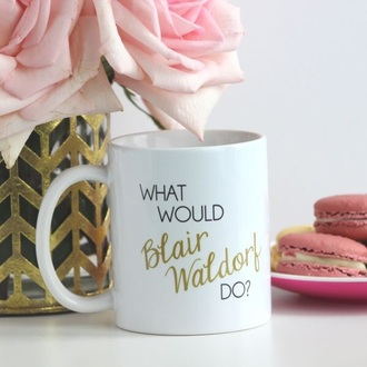phone cover what would blair waldorf do mug