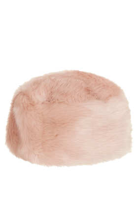 Traditional Fur Cossack - Hats  - Bags & Accessories  - Topshop