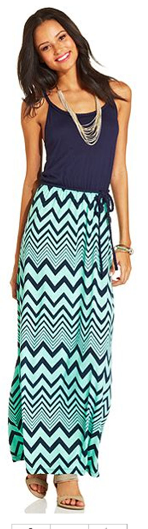 Maxi Dresses For Juniors