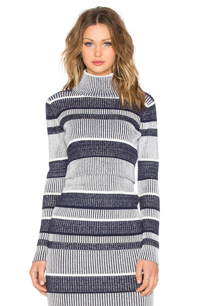 Finders Keepers sweater navy