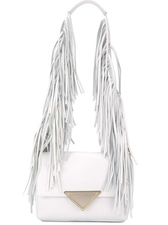 bag shoulder bag white
