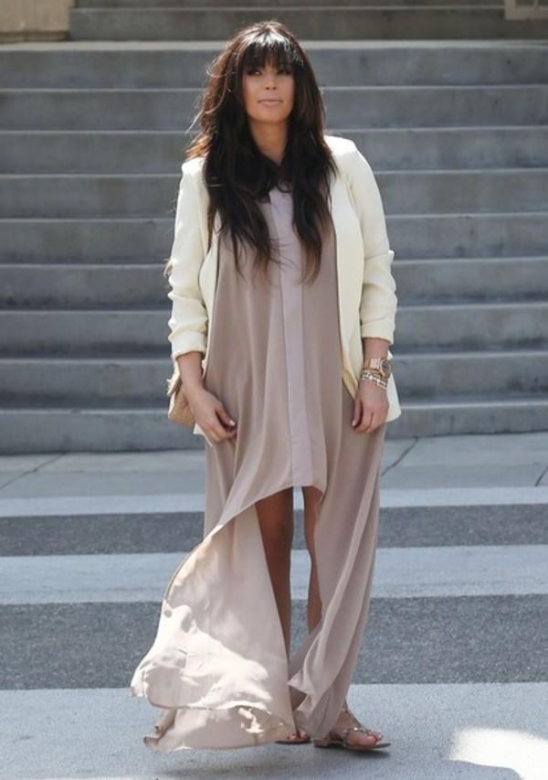 dress cute kim kardashian