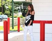 t-shirt,nike,jesns,pants,jeans