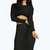 Allie Asymmetric Hem Marcella Skirt