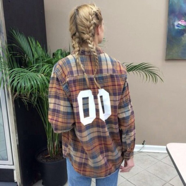 jacket flannel