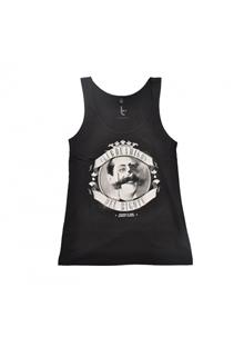 Camiseta de diseño bigotes mujer personalclothink