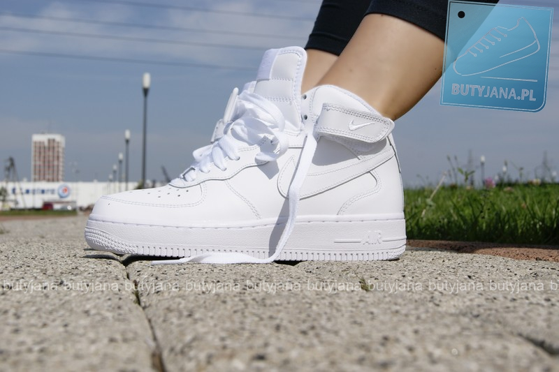 Nike Air Force 1 Mid Matrix Kean University Nathan Weiss Graduate