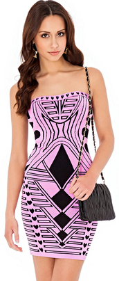 dress,dream it wear it,clothes,pattern,patterned dress,print,printed dress,bandeau,sleeveless dress,strapless,strapless dress,geometric,geometric print,jacquard,jacquard dress,bodycon,bodycon dress,purple,purple dress,lilac,lilac dress,pink,pink dress,bandage,bandage dress,party,party dress,sexy party dresses,sexy,sexy dress,party outfits,summer,summer dress,summer outfits,spring,spring dress,spring outfits,fall outfits,fall dress,classy,classy dress,elegant,elegant dress,cocktail,cocktail dress,girly,date outfit,birthday dress,holiday dress