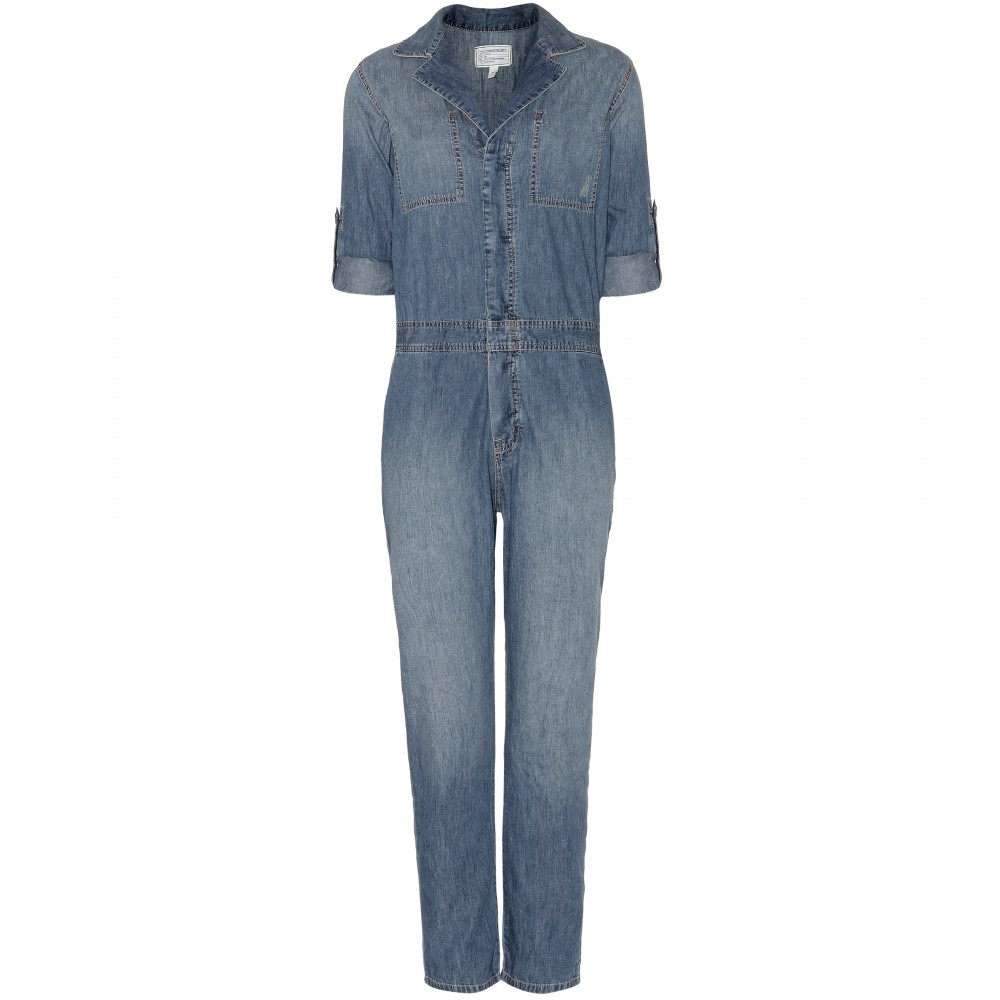 Original Spoon Denim Jumpsuit  JumpsuitsOveralls  Clothing  Alloy Apparel