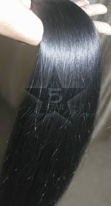 My 5 Star Virgin Filipino Hair Extensions Straight Texture Hand