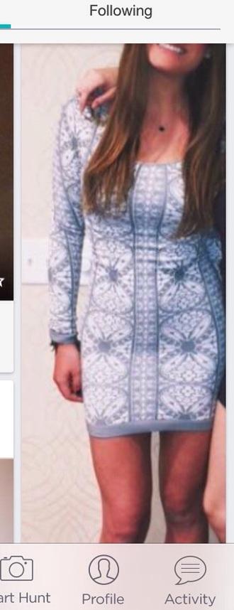 dress grey bodycon dress bodycon geometric semi formal dress