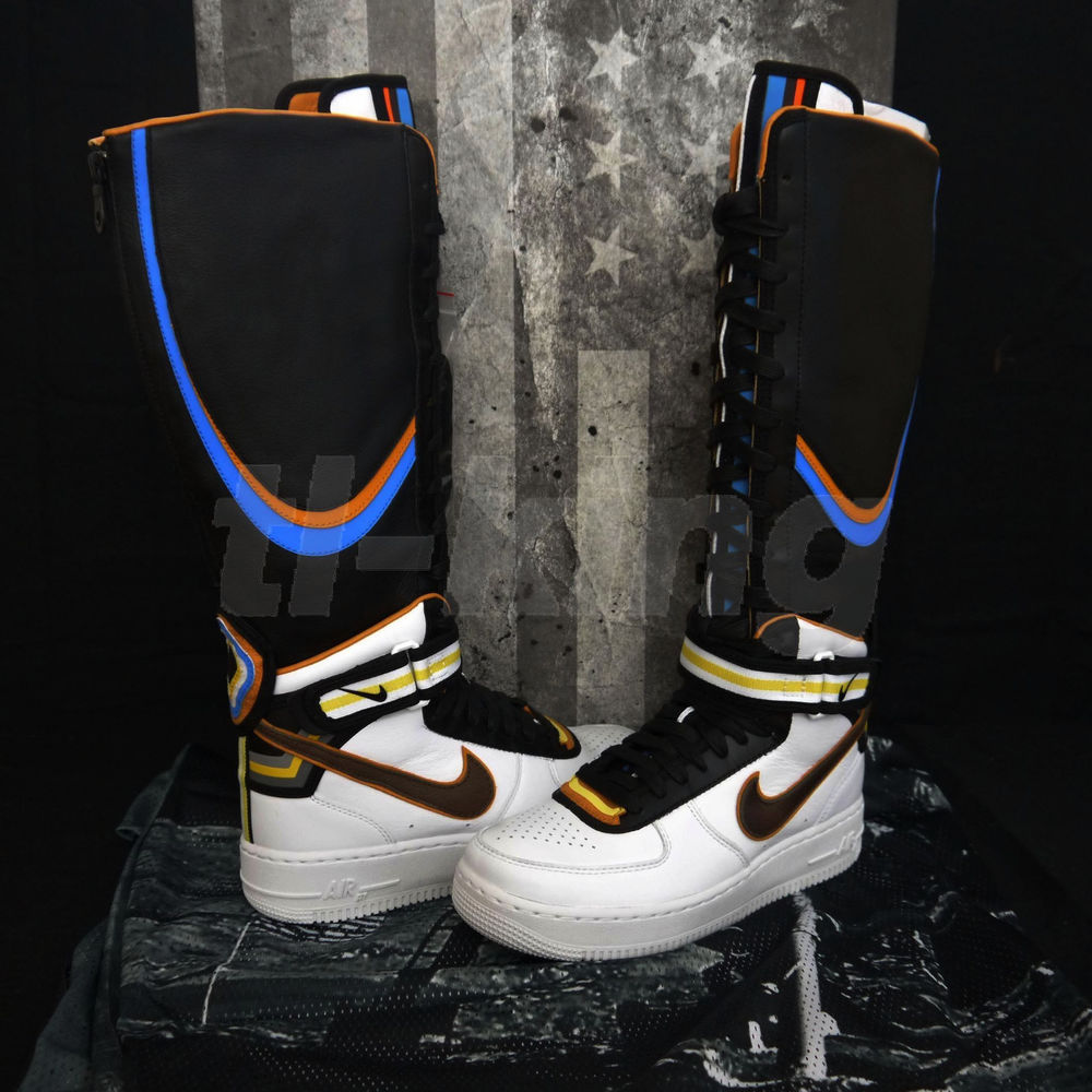 Nike Air Force 1 BT SP Tisci R.T. Riccardo Tisci Givenchy 669918 120 $340 sz 6