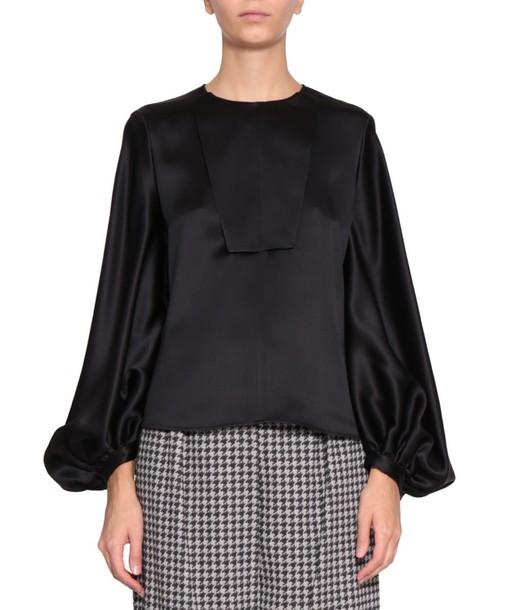GIORGIO ARMANI blouse silk top