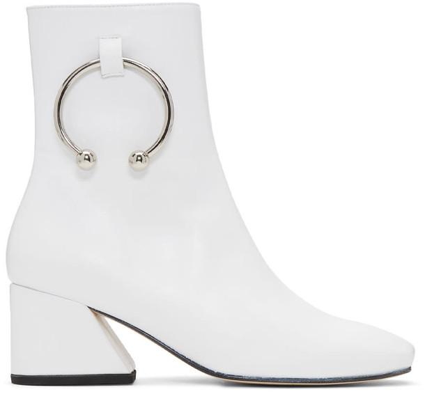 Dorateymur white shoes