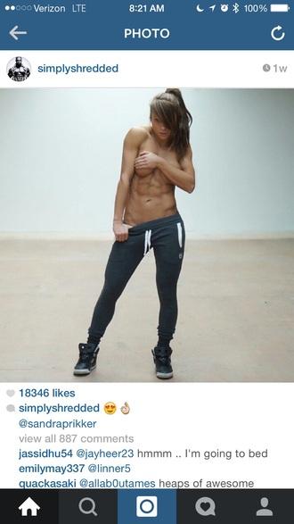 pants skinny sweat pants no baggy tight skinny pants