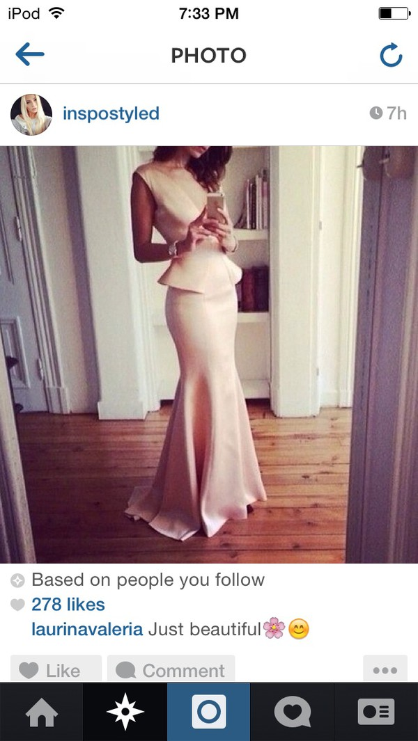 dress lovely perfect formal formal dress classy pink pink dress beautiful prom dress now amazing