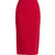 Arreton double-faced wool pencil skirt