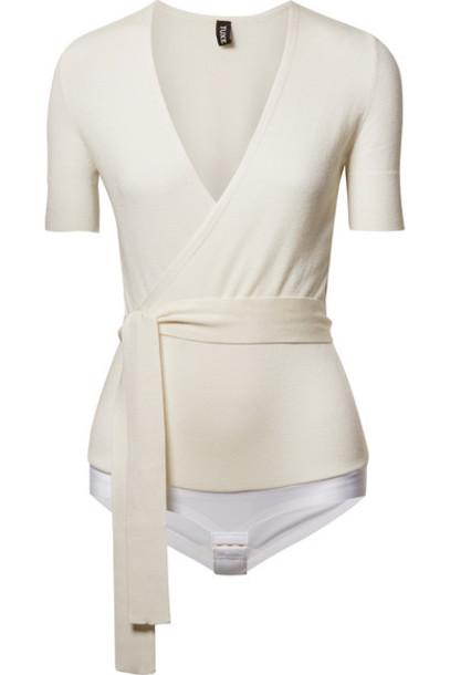 Tuxe Bodywear bodysuit knit underwear