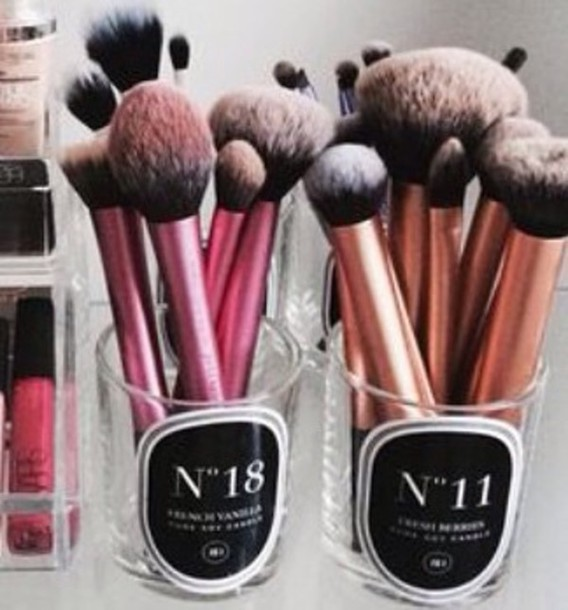 brush holder makeup brushes