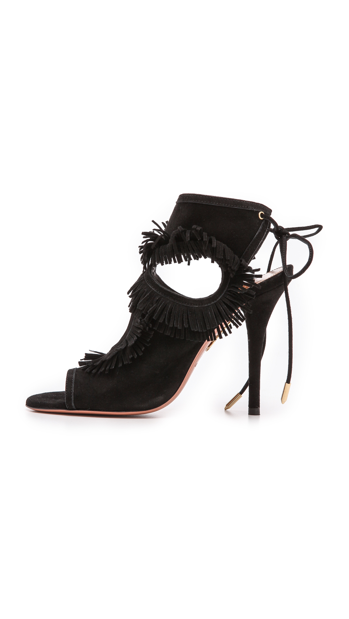 Aquazzura Sexy Fringe Sandals | SHOPBOP