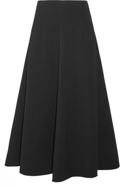 Elizabeth and James skirt midi skirt midi black