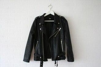 jacket leather black leather jacket perfecto black perfecto black jacket