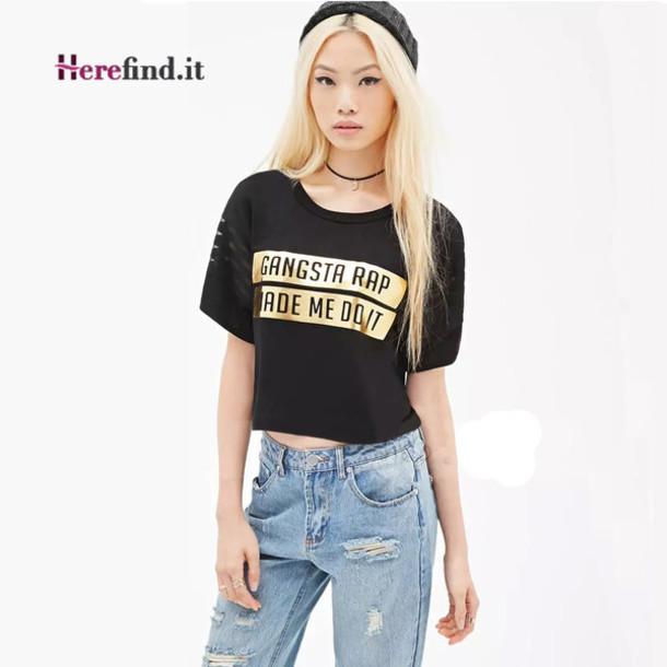 9e2400bb shirt, women t-shirt, t-shirt, t-shirt, gold letters t-shirt, short ...