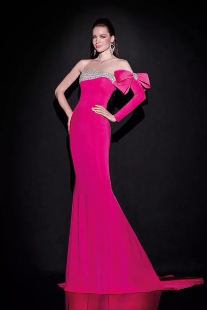 dress luxury gown
