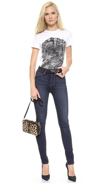 Paige denim margot ultra skinny jeans