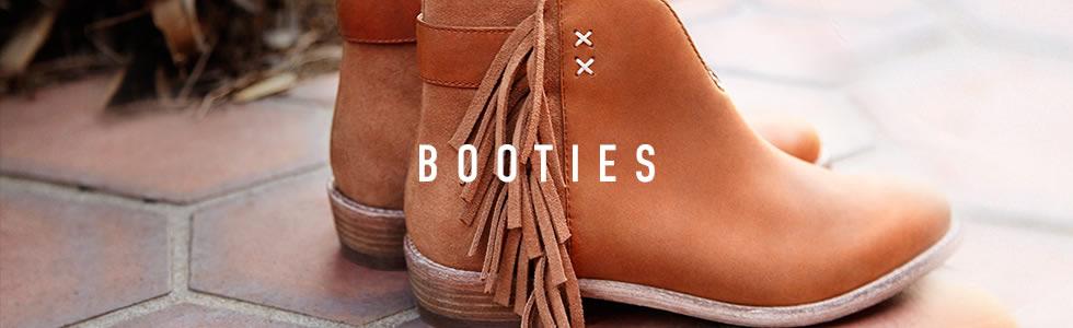 Casual booties by koolaburra