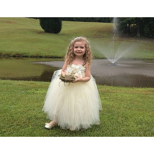 flower girl dress dress